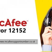 McAfee Error 12152 | McAfee Technical Support