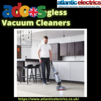 Buy New Upright Bagless Vacuum Cleaners in UK