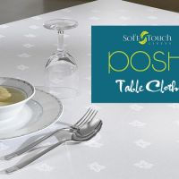Want to Buy Tablecloths in Bulk? Call Soft Touch Linens