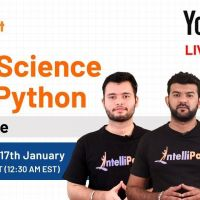 Data Science With Python Training | Python Data Science Course