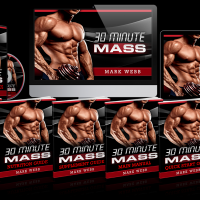 30 Minutes Mass Review-Gain 17 Pounds Of muscle In Only Six Weeks