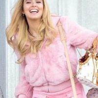 Zombieland Double Tap Madison Pink Shearling Jacket