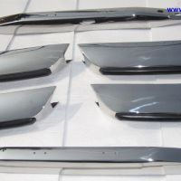 Volvo P1800 S/ES bumper (1963–1973) by stainless steel