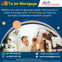Buy To Let Mortgage In London
