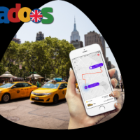 On-demand taxi app solution