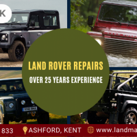 Full repairs & servicing on all models of Land Rover