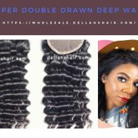 Super Double Drawn Deep Wave