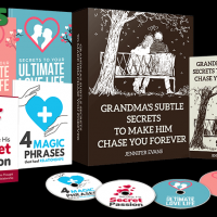 Grandma's Subtle Secrets-Make Him Love And Chase You Forever