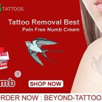 Beyond Tattoos | Dr. Numb The Most Recommended Cream For Tattoos
