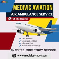 Choose the Finest Air Ambulance Service in Coimbatore by Medivic