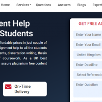 Students Assignment Help Co UK