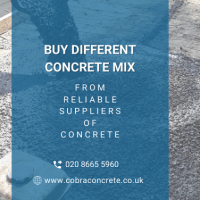 Buy Different Concrete Mix from Reliable Suppliers of Concrete in Croy