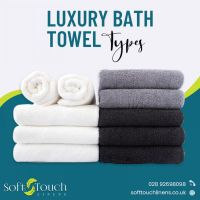 Buy Luxury Hotel Towels that Define Quality at Best Price