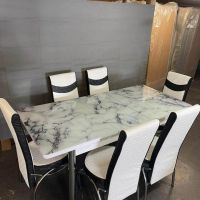 Turkish Dining Table With Chairs Clearance Stock Grab The Discount