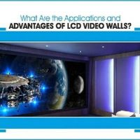What Are the Applications and Advantages of LCD Video Walls?
