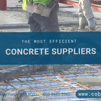 Deal with the Most Efficient Concrete Suppliers in Surrey