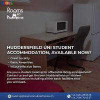 Short-term accommodation to rent in Huddersfield