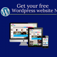 Get your free website now