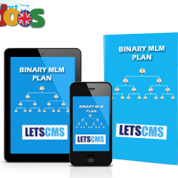 Binary MLM  Plan Features | Binary MLM ecommerce, MLM Software $199 /-