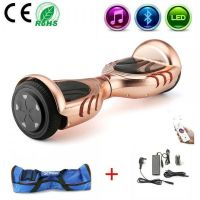 Plating Gold 6.5 Inch New Hoverboard With LED Light