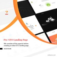 Pre-STO Landing Page Solutions