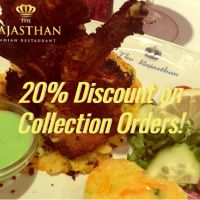 20% Discount on Collection Orders| The Rajasthan