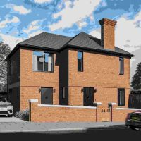 Andrew Gibson House Wallasey Phase One