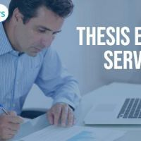 Affordable Thesis Editing Services