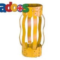 Hinged Semi Rigid Non Welded Bow Spring Centralizer | DIC Oil Tools