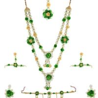 Buy Flower Jewellery Collection Online at Affordable Price by Anuradha