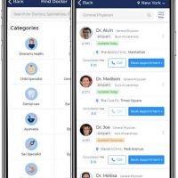 Practo Clone: Stressless Over Doctor Appointments