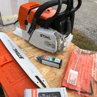 Brand new petrol saw Stihl MS-460 MAGNUM!