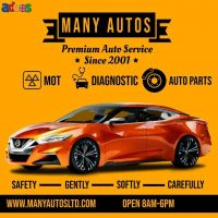 Many Autos are offering industry leading prices on
