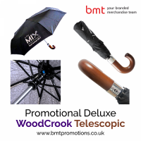 Promotional Deluxe WoodCrook Telescopic
