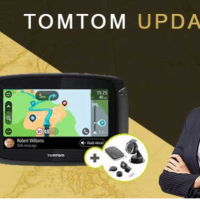 How to Install Tomtom 520 GPS Map?