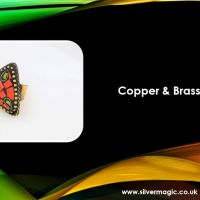 Copper & Brass Ring
