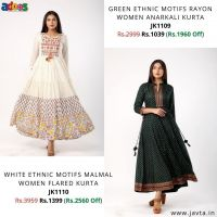 Best Online Shopping Site In India to buy ethnic wear for women
