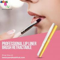 Professional Lip Liner Brush Retractable   Beauty and Health Uk
