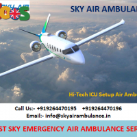 Hire Air Ambulance Service in Mumbai to Quick Shift Patients