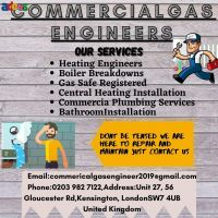 commercial heating engineer