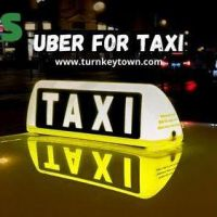 Raise The Operational Efficiency Of Your On-demand taxi app developmen