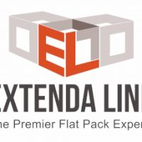 Extendaline - Flat Pack Containers,  Walk-Through Sanitiser Units