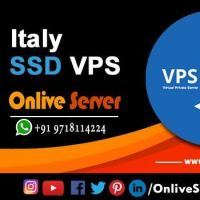 Greater Management with Italy SSD VPS by Onlive Server