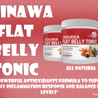 OKINAWA Tonic Belly Fat Burner Melts 54 Lbs Discount 80 %
