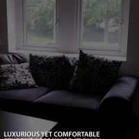 Luxurious yet comfortable student accommodation in Huddersfield