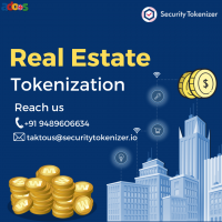 Digitize Your Property with Real Estate Tokenization