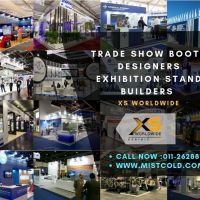 Trade Show Booth Designers and Contractor Exhibition Stand Builders