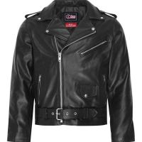Leather | Men | Bomber | Bikers | Jackets | Coats - Lesa Collection