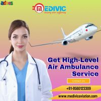 Get an Affordable Air Ambulance Service in Bangalore by Medivic