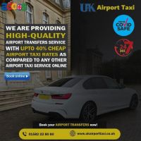 Luton Airport Taxi Transfers